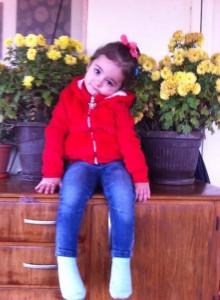 Aurela im Dezember 2014