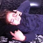 Aurela is ill again